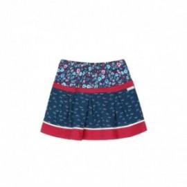 Boboli 406112-9910 spódnica dla dziewczynki kolor granat