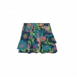Boboli 436025-9868 spódnica dla dziewczynki kolor granat