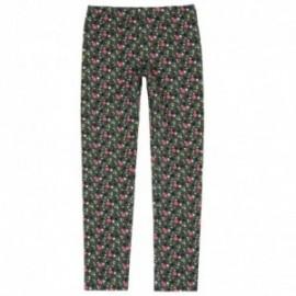 Boboli 476153-9929 legginsy dla dziewczynki kolor szary