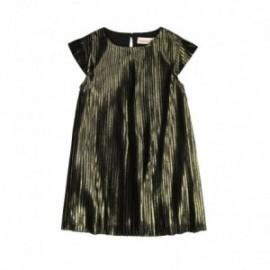 Boboli 726465-890 sukienka dla dziewczynki kolor czarny
