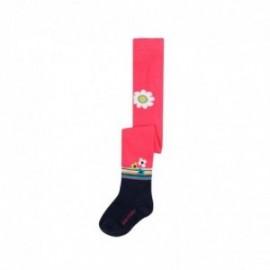 Boboli 236056-3602 rajstopy dla dziewczynki kolor magenta