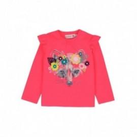 Boboli 236012-3602 koszulka dla dziewczynki kolor magenta