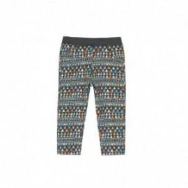 Boboli 246080-9926 Spodnie dla dziewczynki kolor szary