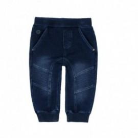 Boboli 396053-BLUE Spodnie dla chłopca kolor niebieski