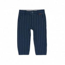 Boboli 716105-9887 Spodnie dla chłopca kolor granat
