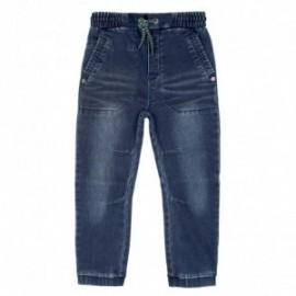 Boboli 506258-BLUE Spodnie dla chłopca kolor niebieski