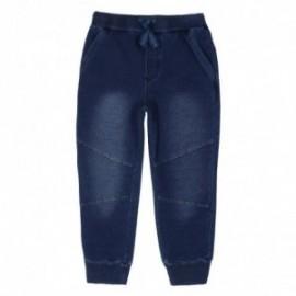 Boboli 526205-BLUE Spodnie dla chłopca kolor niebieski