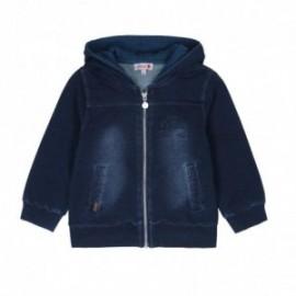 Boboli 526148-BLUE bluza dla chłopca kolor niebieski