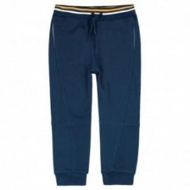 Boboli 526160-2416 spodnie dla chłopca kolor granat