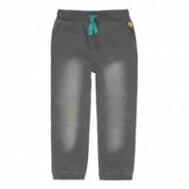 Boboli 516204-GREY spodnie dla chłopca kolor szary