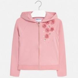 Mayoral 6422-22 Bluza dziewczęca kolor róż