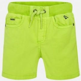 Mayoral 1282-31 Bermudy chłopięce kolor zielony