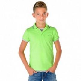 Mayoral 6134-62 Polo chłopięce kolor zielony