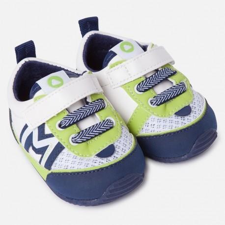 Mayoral 9751-95 buciki adidasy dla chłopca kolor kiwi
