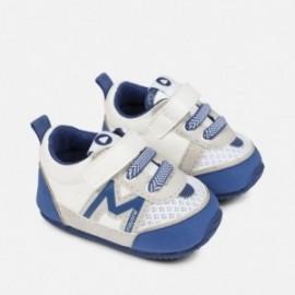 Mayoral 9751-93 buciki adidasy dla chłopca kolor niebieski