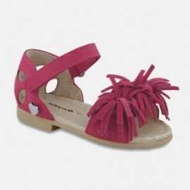 Mayoral 41860-66 Sandały dla dziewczynki kolor fuksja