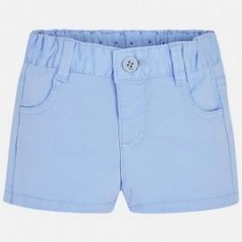 Mayoral 201-72 Spodnie krótkie dla chłopca kolor niebieski