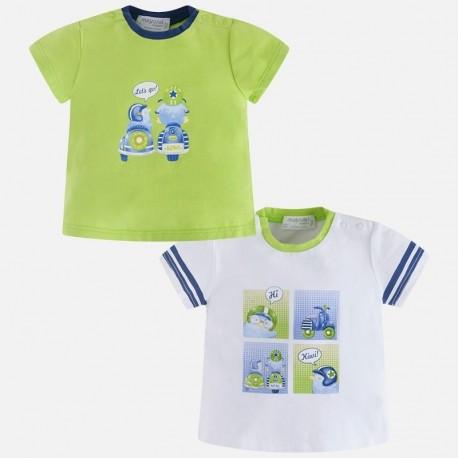 Mayoral 1004-15 Koszulki chłopięce kolor Kiwi