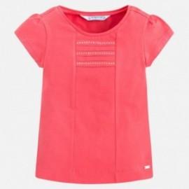 Mayoral 174-64 Koszulka dziewczęca kolor koral