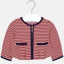 Mayoral 1422-82 Bluza dziewczęca kolor czerwony