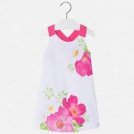 Mayoral 3994-46 Sukienka dziewczęca kolor fuksja