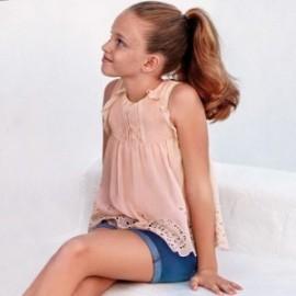 Mayoral 6110-85 Bluzka dziewczęca kolor róż