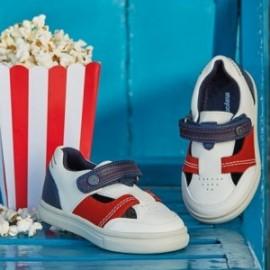 Mayoral 41890-81 Buty chłopięce kolor biały