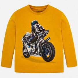 Mayoral 4030-90 Koszulka chłopięca kolor miód