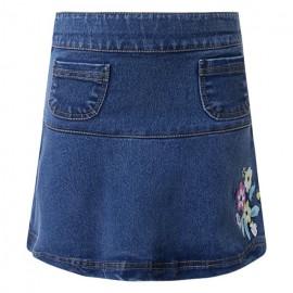 Tuc Tuc 39768-76 spódnica dziewczęca jeans kolor niebieski