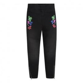 Tuc Tuc 39741-30 spodnie dziewczęce dresowe kolor czarny