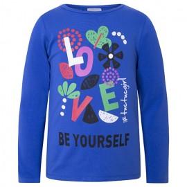 Tuc Tuc 39745-69 bluzka dziewczęca kolor niebieski