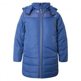 Tuc Tuc 39720-4 kurtka dziewczęca parka kolor niebieski