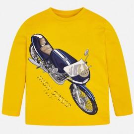 Mayoral 4010-85 Koszulka chłopięca kolor złoty