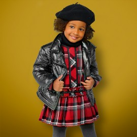Mayoral 4428-14 Kurtka dziewczęca kolor czarny