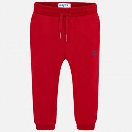Mayoral 704-15 Spodnie chłopięce kolor czerwony