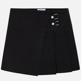 Mayoral 7908-97 Spódnica dziewczęca kolor czarny