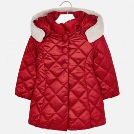Mayoral 4424-33 Kurtka dziewczęca pikowana kolor czerwony