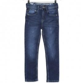 Losan spodnie chłopięce kolor granat 823-6029