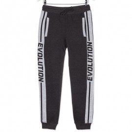 Losan spodnie chłopięce kolor szary 823-6026AA