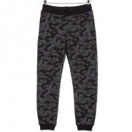 Losan spodnie chłopięce kolor szary 823-6011AA