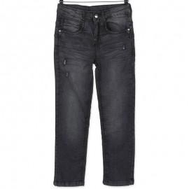 Losan spodnie chłopięce kolor czarny 823-6018AA