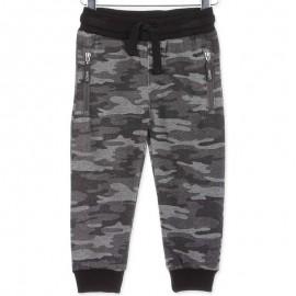 Losan spodnie chłopięce moro kolor szary 825-6037AC