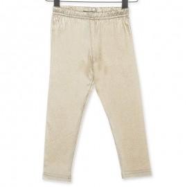 Losan legginsy dla dziewczyny kolor złoty 826-6003AD
