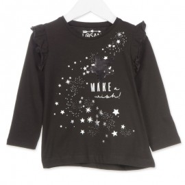 Losan bluzka dla dziewczyny kolor szara 826-1006AD