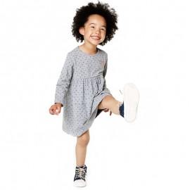 Losan sukienka dla dziewczynki kolor szary 828-7040AD