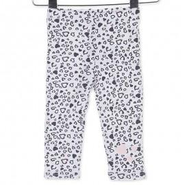 Losan legginsy dla dziewczynki kolor szary 828-6003AD