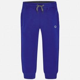 Mayoral 725-27 Spodnie dresowe chłopięce kolor niebieski