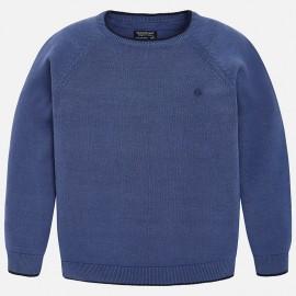 Mayoral 354-62 sweter chłopięcy kolor niebieski