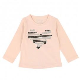 Losan bluzka dla dziewczyny kolor róż 826-1001AD