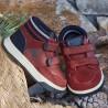 Mayoral 42874-89 Buty chłopięce sportowe kolor czerwony